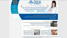Dahr El Bachek Government University Hospital