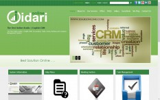 IDARI ONLINE CRM, ACCOUNTING, WEB BASED