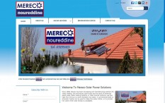 MERECO SOLAR HEATING SOLUTION